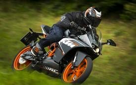 KTM trình làng sportbike RC125 2015