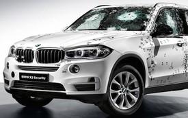 BMW X5 phiên bản chống đạn