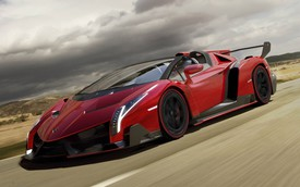 "Lamborghini Veneno Roadster cũ bị ""hét"" giá 7,4 triệu USD"