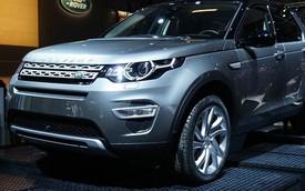 Land Rover Discovery Sport sắp có biến thể máy dầu mạnh mẽ hơn
