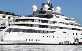 Leonardo DiCaprio đi xem World Cup bằng du thuyền 678 triệu USD