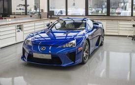 """Toyota: """"Mỗi thế hệ đều đáng được trải nghiệm siêu xe như LFA"""""""