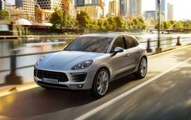 Porsche Macan chính thức về Việt Nam vào tháng 10