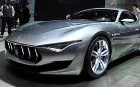 Maserati Alfieri - Xế đẹp Ý cạnh tranh với Porsche 911 và Jaguar F-Type