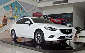 Doanh số Mazda Việt Nam vượt mốc 1.000 xe trong tháng 9