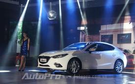 """Mazda3 áp dụng """"chiến lược giá"""" đối với Altis và Civic"""