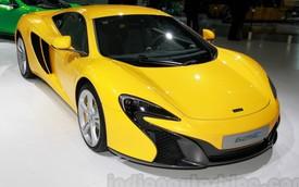 Siêu xe đặc biệt McLaren 625C dành cho châu Á ra mắt