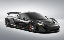 McLaren P1 có phiên bản đặc biệt siêu nhẹ
