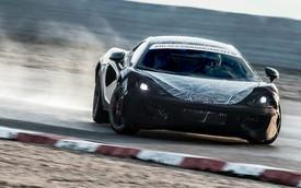 """Ảnh nóng """"siêu xe giá rẻ"""" McLaren Sport Series"""