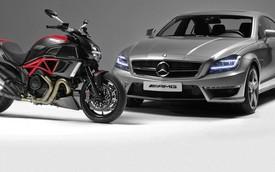 Mercedes-AMG có thể mua MV Agusta
