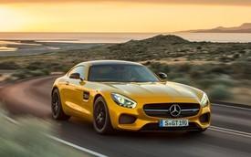 Mercedes-AMG GT bản 2015 và 2016 đã cháy hàng