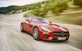 Siêu xe Mercedes-AMG GT hoàn toàn mới chính thức trình làng