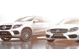 Mercedes-AMG tung ra dòng xe sang thể thao mới