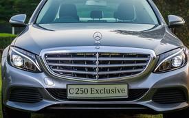 Lộ thông tin Mercedes-Benz C-class 2015 sắp ra mắt tại Việt Nam