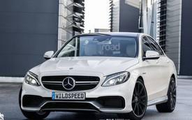 Mercedes-Benz C63 AMG 2015 trình làng vào 24/9 tới