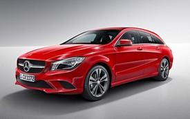 Xe gia đình Mercedes-Benz CLA Shooting Brake 2015 lộ diện