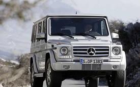 Một loạt xe sang của Mercedes-Benz sẽ được đổi tên?