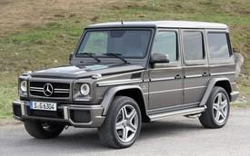 Mercedes-Benz G-Class mới thay đổi mạnh mẽ về kỹ thuật