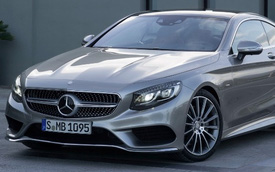 Mercedes-Benz S-Class Coupe có mặt trên thị trường trong tháng 7