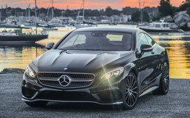 Diện kiến Mercedes-Benz S-Class Coupe phiên bản Mỹ
