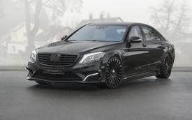Mercedes-Benz S63 AMG M1000 - Sedan mang sức mạnh siêu xe
