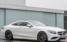 Chi tiết dàn S-Class Coupe mới của Mercedes-Benz