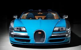 Siêu xe mới của Bugatti vượt vận tốc 460 km/h