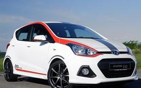 Hyundai i10 Sport bất ngờ trình làng