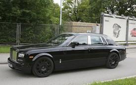 Cận cảnh thiết kế ngoại thất của Rolls-Royce Phantom thế hệ mới
