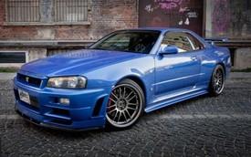 """Nissan Skyline GT-R của Paul Walker trong """"Fast and Furious"""" được rao bán"""
