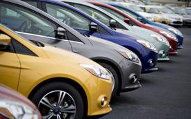"""Việt Nam thành thị trường tiêu thụ xe """"ngược"""" chiến lược?"""