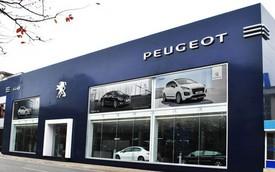 Việt Nam phát triển showroom Peugeot nhanh nhất thế giới