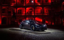 Porsche Panamera Turbo S Executive Exclusive: Sang trọng hơn nữa