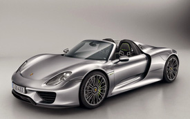 """Porsche 918 Spyder sẽ """"cháy hàng"""" trong năm 2014"""
