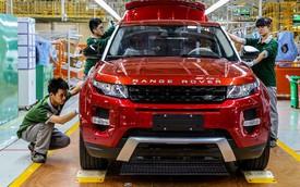 Range Rover Evoque chính thức được sản xuất tại Trung Quốc