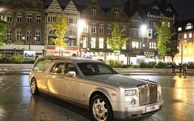 Xe tang siêu sang Rolls-Royce Phantom có diện mạo như thế nào?