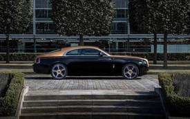 Rolls-Royce Wraith phiên bản nhà thờ Hồi giáo ra mắt