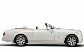 Rolls-Royce Maharaja Phantom Drophead Coupe: Tôn vinh văn hóa Ấn Độ