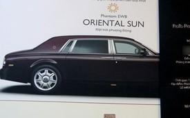 Rolls-Royce khai trương phòng trưng bày ở Hà Nội vào chiều 27/8