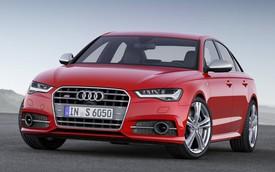 Audi A6, S6 và RS6 mới chính thức ra mắt