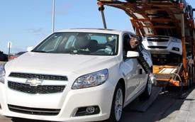 NADA: Doanh số bán hàng tại Mỹ đạt đỉnh 17 triệu xe trong năm 2015