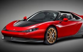 Siêu xe hàng hiếm Ferrari Sergio đầu tiên đến tay khách hàng