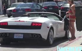 """Siêu xe Lamborghini Gallardo là """"mồi câu"""" phụ nữ tốt nhất"""