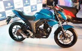 Suzuki Gixxer 150 ở Ấn Độ giá chỉ 28,3 triệu đồng