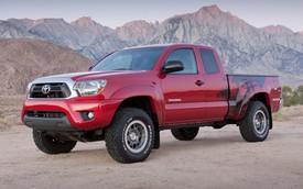 Toyota Tacoma sẽ lộ diện tại triển lãm Detroit