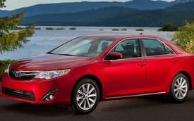 Toyota tiếp tục là thương hiệu xe hơi đắt giá nhất thế giới