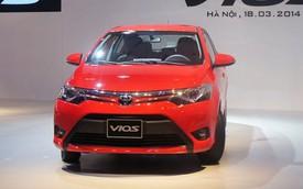 """5 mẫu xe """"hot"""" nhất thị trường Việt trong tháng 8"""