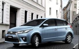 Toyota Yaris 2014 Thái Lan chính thức ra mắt thị trường Việt