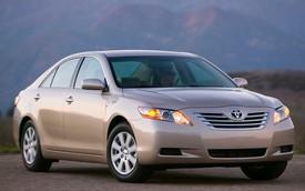 Toyota chấp nhận bảo hành miễn phí, không công bố triệu hồi Camry