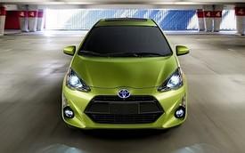 Xe tiết kiệm xăng nhất của Toyota có diện mạo mới